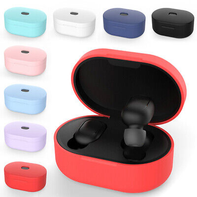 Silicone Protective Cover Case for Xiaomi Redmi Airdots TWS Bluetooth Earphone G