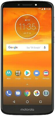 SIM Free Motorola E5 Plus 5.99 Inch 16GB 12MP 4G Mobile Phone - Grey.