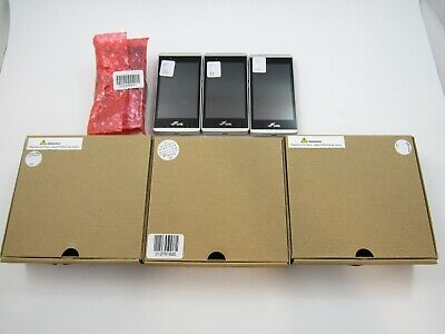 LOT OF 4 Open Box LG B470 Prepaid (AT&T) Phone - Black Check IMEI