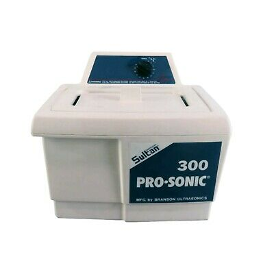 Sultan Pro-Sonic 300 Ultrasonic Cleaner with Timer