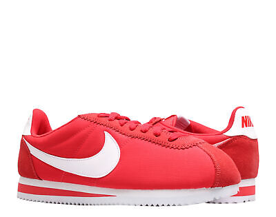 separation shoes be588 8be39 NIKE CLASSIC CORTEZ Nylon University Red/White Men's Running Shoes  807472-604