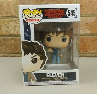 Eleven from Stranger Things #545 Funko Pop