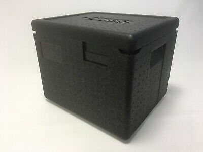 4 HOUR FOOD 39 x 33 x 31cm DELIVERY INSULATED CAMBRO CONTAINER BOX TRANSPORT 280