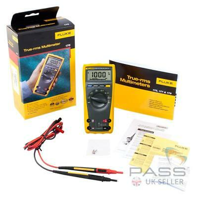 *NEW* Fluke 175 Digital Multimeter - AC/DC Voltage, Current, Resistance + more