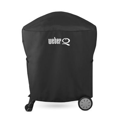 Weber Premium Barbecue Cover - Fits 100/1000 & 200/2000 With Stand or Permanent