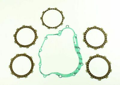 Athena Clutch Friction Plates & Cover Gasket P40230077 Yamaha WR 125 X 2009-2012