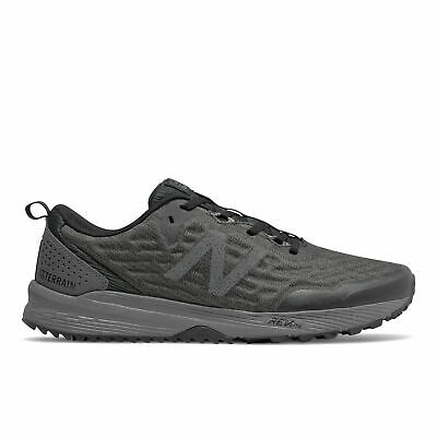 NEW BALANCE MENS 510 v3 Trail Shoe M GreyYellow Hiking