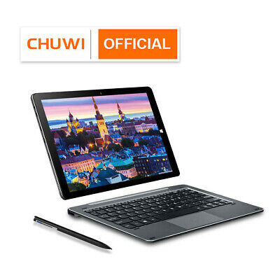 "CHUWI Hi10 Air 10.1"" Windows 10 Tablet Laptop Intel Quad Core 4GB+64GB Notebook"