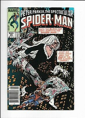 Peter Parker, The Spectacular Spider-Man #90 ==> Vf Alien Symbiote Costume