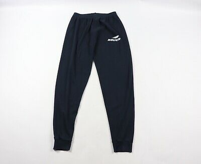 6a556c2a17bce VINTAGE 90S REEBOK Mens 2XL XXL Spell Out Lined Nylon Joggers Jogger ...