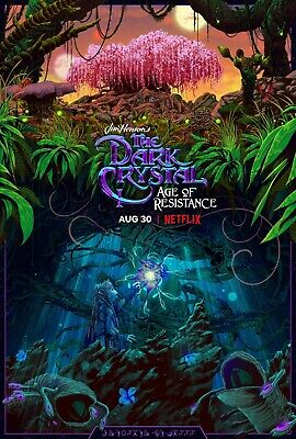 The Dark Crystal Age Of Resistance poster (b)  - 11 x 17 inches