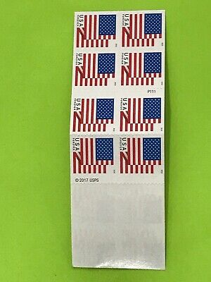 USPS Book Of 20 Forever Stamps Face Value $11.00  Authentic Unused No UPC Tag