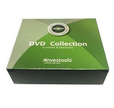 INVESTools Investor Conference 2007 Orlando 17 DVD'S Classes & 1 CD Powerpoint