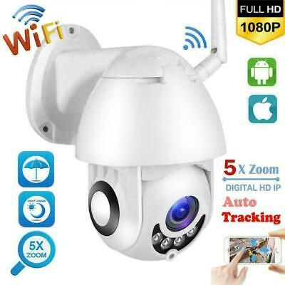 2Mp Telecamera Ip Camera Dome Hd Ptz 1080P Webcam Wifi Esterno Motorizzata Af