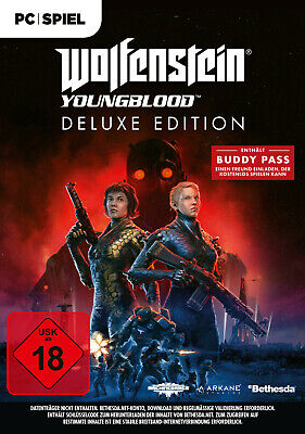 Wolfenstein Youngblood - Deluxe Edition - PC