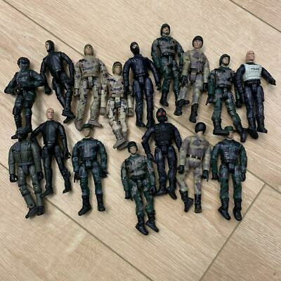"5Pcs Random GI Joe Military The Ultimate Soldier WWII 3.75"" Action Figure toy"