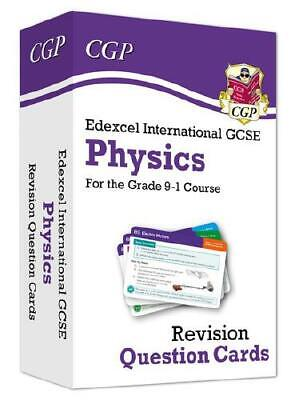 New Grade 9-1 Edexcel International GCSE Physics: Revision Question Cards by ...