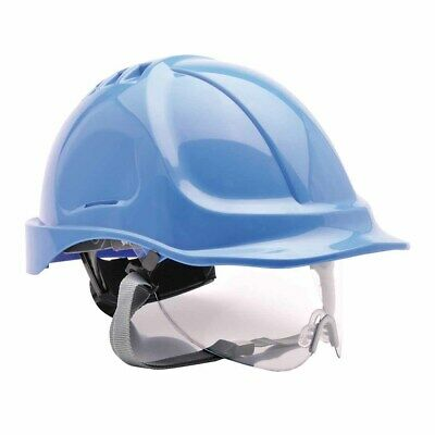 Portwest - Site Safety Workwear Endurance Visor Helmet Hard Hat