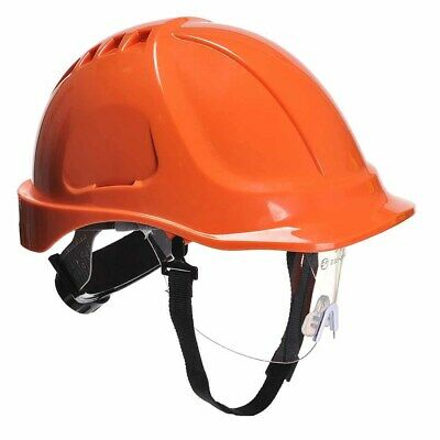 Portwest - Site Safety Workwear Endurance Plus Visor Helmet Hard Hat