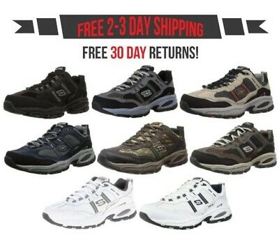 outstanding features top-rated newest website for discount SKECHERS SPORT MEN'S Vigor 2.0 Trait Memory Foam Fashion Sneaker Shoes