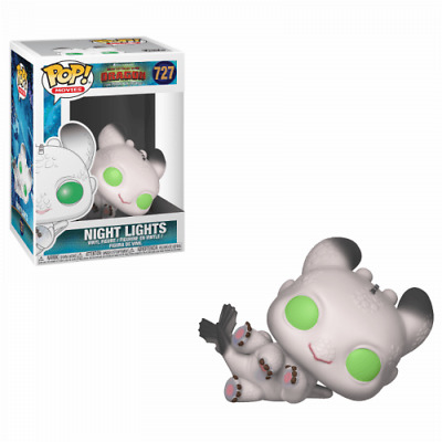 Funko POP! Movies - How to Train Your Dragon 3 #727 Night Lights