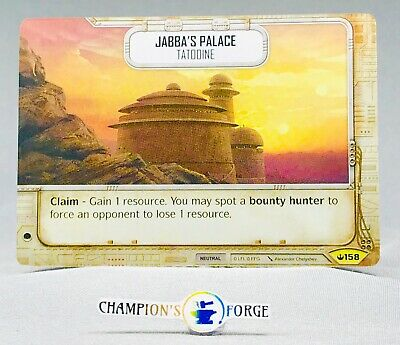 Star Wars Destiny Spark of Hope ~ Mysteries of the Force #121 Uncommon