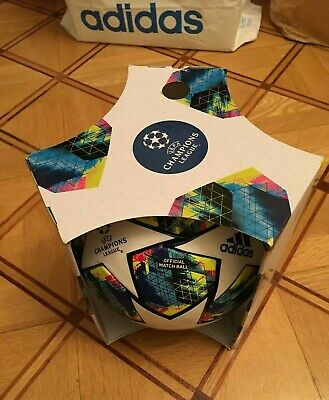 Adidas Champions League ball Finale 2019-20 OMB+ with box, DY2560,size 5 FIFApro
