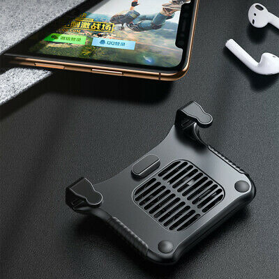 Gaming Grip Joystick Trigger Fire Button Handle for iOS Andriod Mobile Game