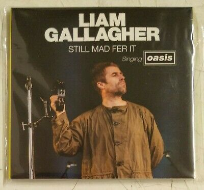 Liam Gallagher Still Mad Fer It CD 2018 All Oasis songs!