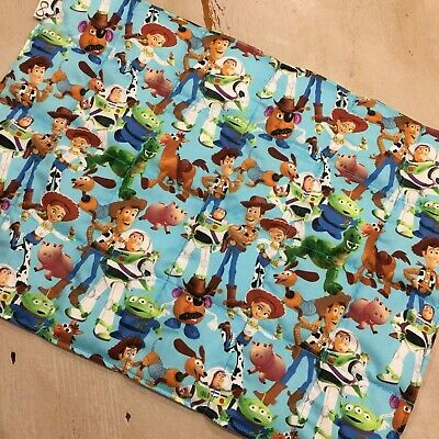 Weighted Blanket, Toy Story, Therapy Lap, 50 x 35cm, Autism, ADHD, Sensory