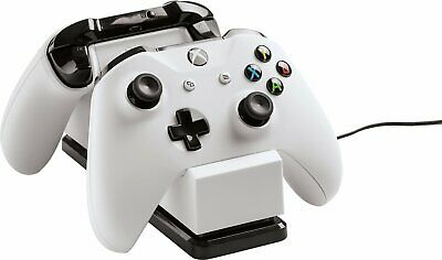 PowerA Dual Charging Station for Microsoft Xbox One - White