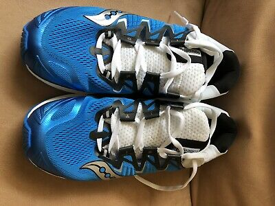 SAUCONY MENS TRIUMPH ISO4 Running Shoes Size 10.5 US Everun
