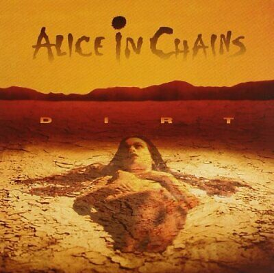 Alice in Chains [CD] Dirt (1992)