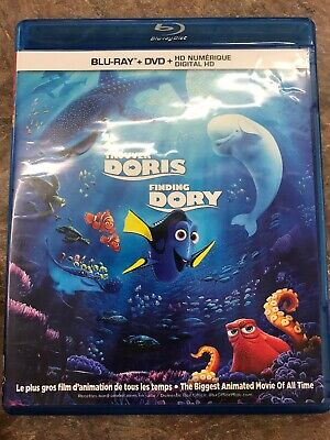Finding Dory Canadian ** Digital Code **