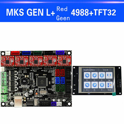 Mainboard MKS GEN L Motherboard TFT32 V4.0 LCD Touch Display Controller Board