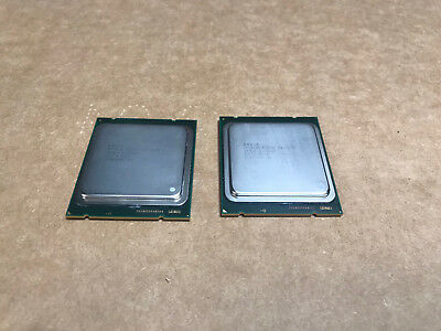 Matched Pair Intel Xeon E5-2690 2.90GHz 8-Core 20MB 8.0GT/s Processors SR0L0