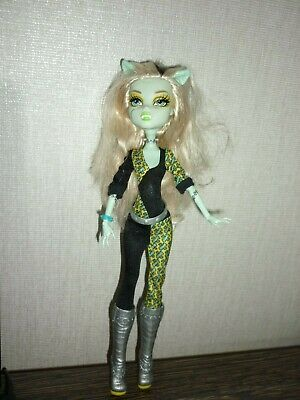 Monster High Doll Frankie Stein Freaky Fusion