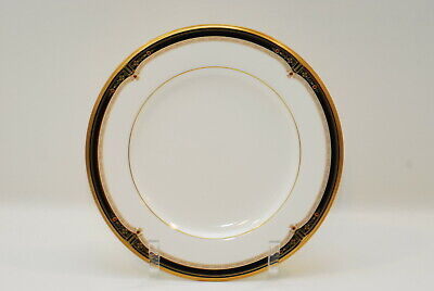 Noritake GOLD & SABLE Dinner Plate Plates 10 7/8 Inch
