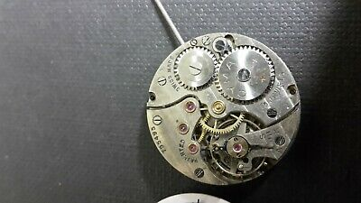 vintage Cyma mechanical watch