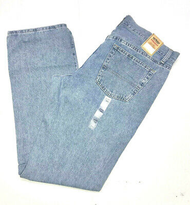 URBAN PIPELINE Jeans Regular Fit Blue Straight Leg 100% Cotton Light Stonewash