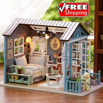 LOL SURPRISE DOLL HOUSE Made with REAL WOOD - SURPRISES!! CHILDRENS GIFT
