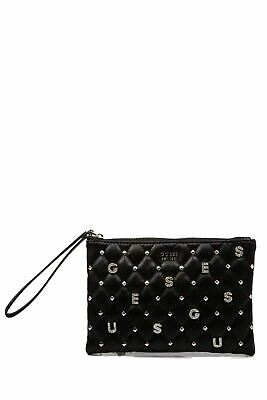 Dettagli su Borsa GUESS HIGHLIGHT MINI Donna Nero HWQG7413690BLA