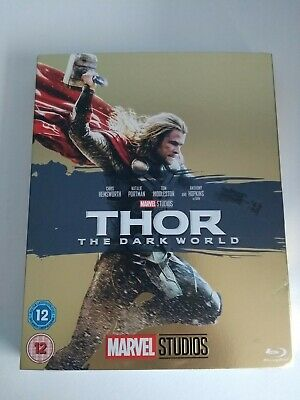 Thor: The Dark World Blu-ray with 10th Anniversary Limited Edition Sleeve Marvel