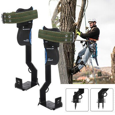 Tree Climbing Spikes Climb Pole Tool Shoe Gear Hunting Observation Picking Fruit