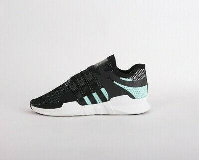 buy popular c5a46 fff77 WOMENS ADIDAS EQT Support ADV PK Black/White/Green Trainers (TGF31) RRP  £119.99