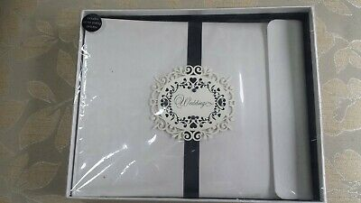 Marks Spencer Wedding Photo Album And Storage Cd 6 50 Picclick Uk