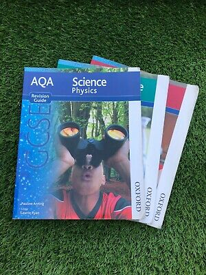 AQA GCSE Physics Revision Guide Oxford Complete for Triple / Higher Science