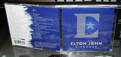 "Elton John.  "" Diamonds (The Ultimate Greatest Hits) ""  2Cd Uk 2017. Nm"