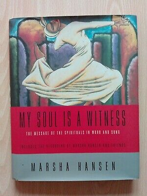 Marsha Hansen –''My Soul Is A Witness''– Book + Cd With Keith Richards 'Stones'