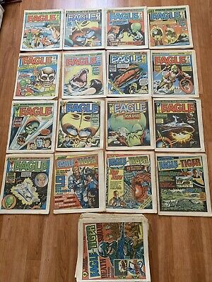 Eagle Dan Dare Weekly Comic - Complete Year for 1985
